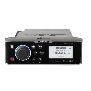 Fusion - Marine Entertainment System with DVD/CD Player - MS-AV650