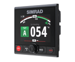 Simrad - AP44 Autopilot controller: Rotary dial course adjuster, optically bonded 4.1-inch color display
