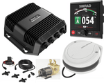 Simrad Autopilot - AP44 VRF medium capacity pack. Comprising of AP44 controller, Precision 9 compass, RPU80 pump and NAC-2 autopilot computer.