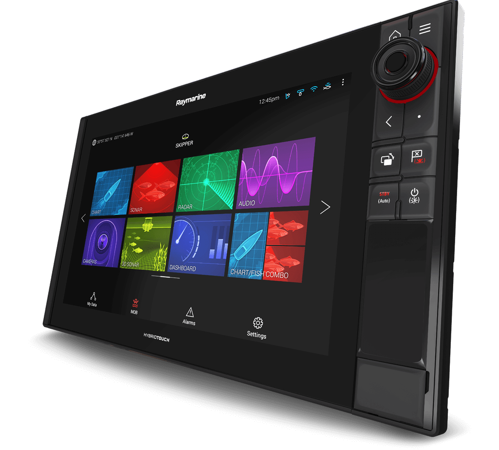 "Raymarine - Axiom Pro 16"" RVX (3D) 1KW Chirp Multi Function Display"
