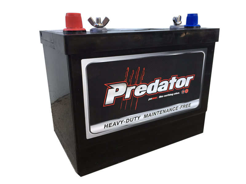 Predator MFM24XHD Battery (Buyer Must Pick Up or Call to Discuss Shipping)