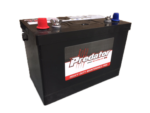 Predator MFM27XHD Battery (Buyer Must Pick Up or Call to Discuss Shipping )