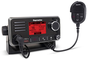 RAY60 VHF Radio with Dual Station Control and Intercom Capability
