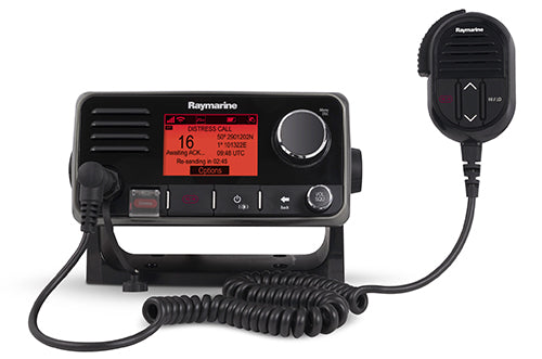 Raymarine - Ray70 Multifunction VHF Radio