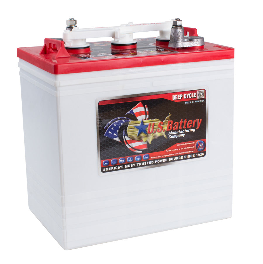 US2200 Flooded Deep Cycle Battery (Buyer must pick up or contact us for delivery options)