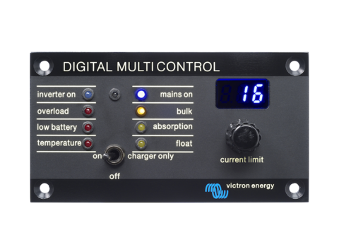 Victron Remote Panel Victron Digital Phoenix Multi Control