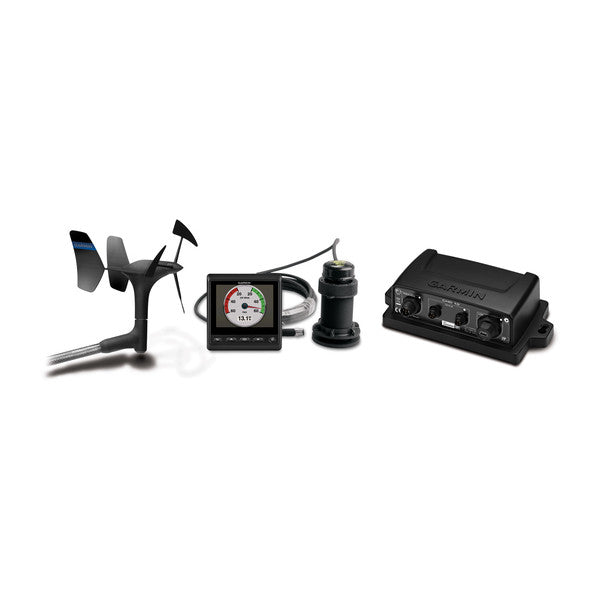 Garmin - GMI™ Wired Start Pack 52 Wind instrument kit