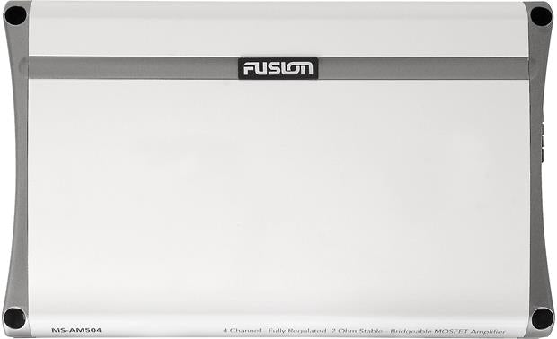 Fusion - 4 Channel Marine Amplifier MS-AM504