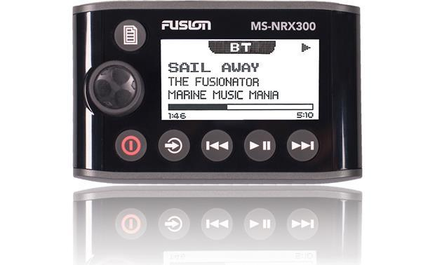 Fusion - IPX7 NMEA 2000 Wired Remote - MS-NRX300