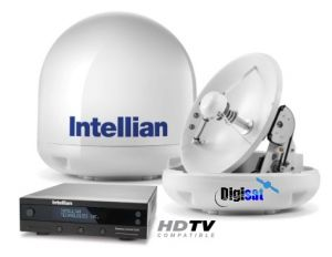 Intellian - i2 Sat Dome 33cm