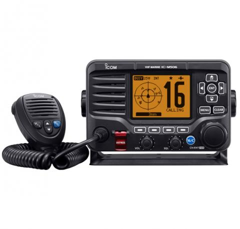 ICOM - IC-M506E - VHF Marine Transceiver AIS/NMEA Fixed Mount