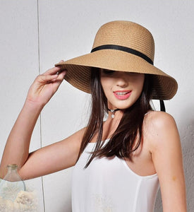 Style Summer Straw hat for women and kids