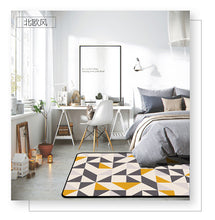 Archi Comfy Series Geometric Rug for Living Room