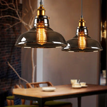 Archi Antique Smoke grey glass pendant lights - Premium Home Design