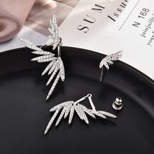 Irregular Wings Ultra Modern Earrings for Women #fashion #style
