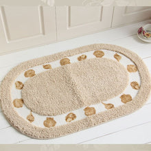 Archi Oval Shaped Bath Mat - Inspiring Bathroom Design & Interior