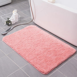 Archi Modern Fiber Bath Mat - Apartment Interior Design and Decoration