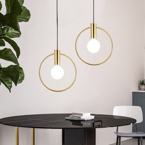 Minimalist Pendant Ceiling Lights for Dinning and bedrooms