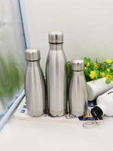Stainless Steel Sports Water Bottle Drinkware