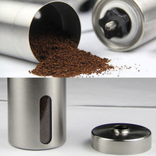 Archi Stainless Steel Mini Coffee Grinder