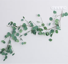 Artificial Eucalyptus Vine Plants - Elegant Home Interiors by Archi
