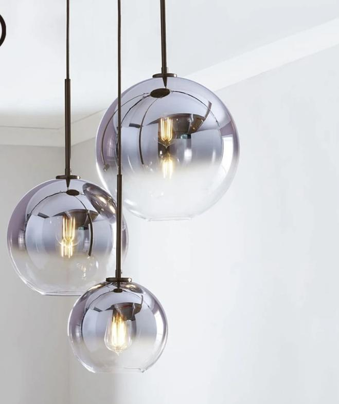 Creative Nordic Glass Pendant Ceiling lights