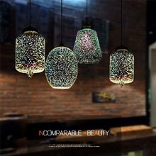 Modern 3D Colorful Pendant Lights for premium Home Interiors