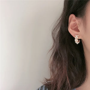 Pearl Modern earrings for women
