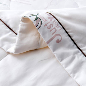 Luxury Cotton Quilt Throw Blanket