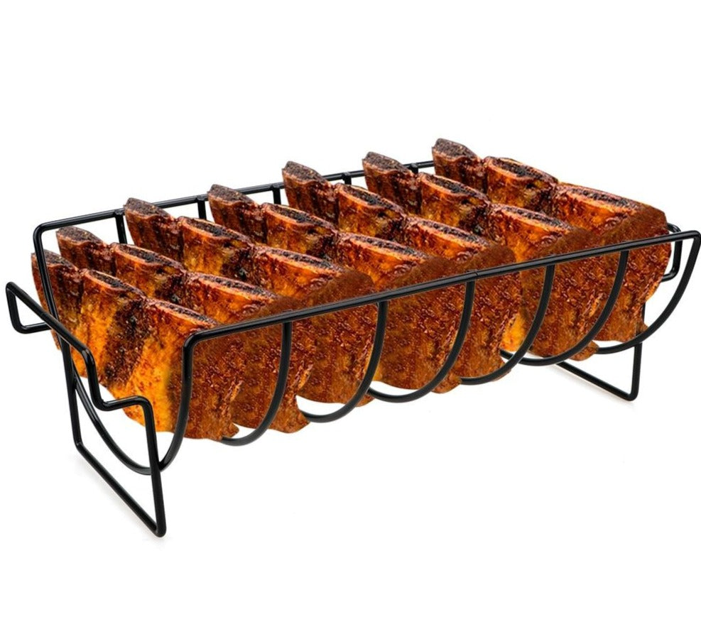 BBQ Outdoor steak holder