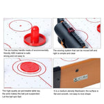 Mini Air Hockey Table for Indoor Family Activity