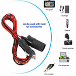 5M Cigarette Lighter Extension Cord