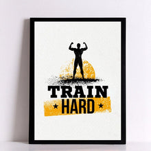 Archi Workout motivational quotes Typography Quotes - Premium Home Decor