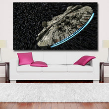 Star Wars Wall Art Canvas Print