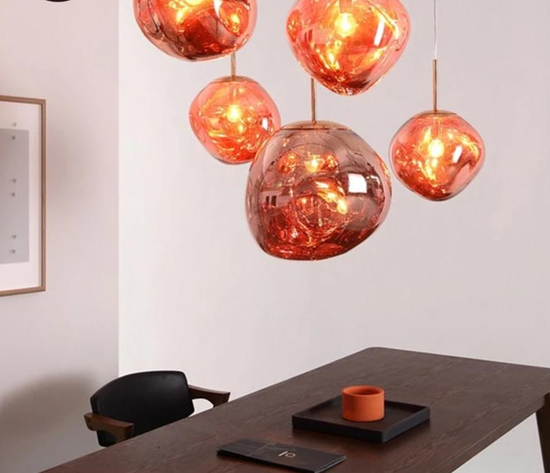 Archi Modern Deco Art Glass pendant Ceiling light - premium Home Interiors