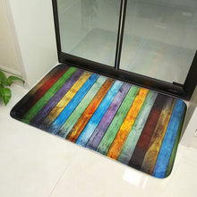 Archi Colorful stones bath mat - Small Bathroom Interior Design