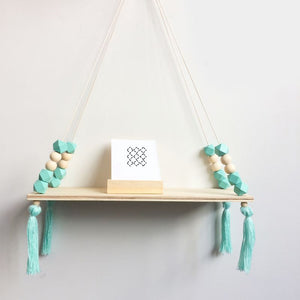Archi Nordic Style Hanging Wall Shelf - Exquisite Home Decor