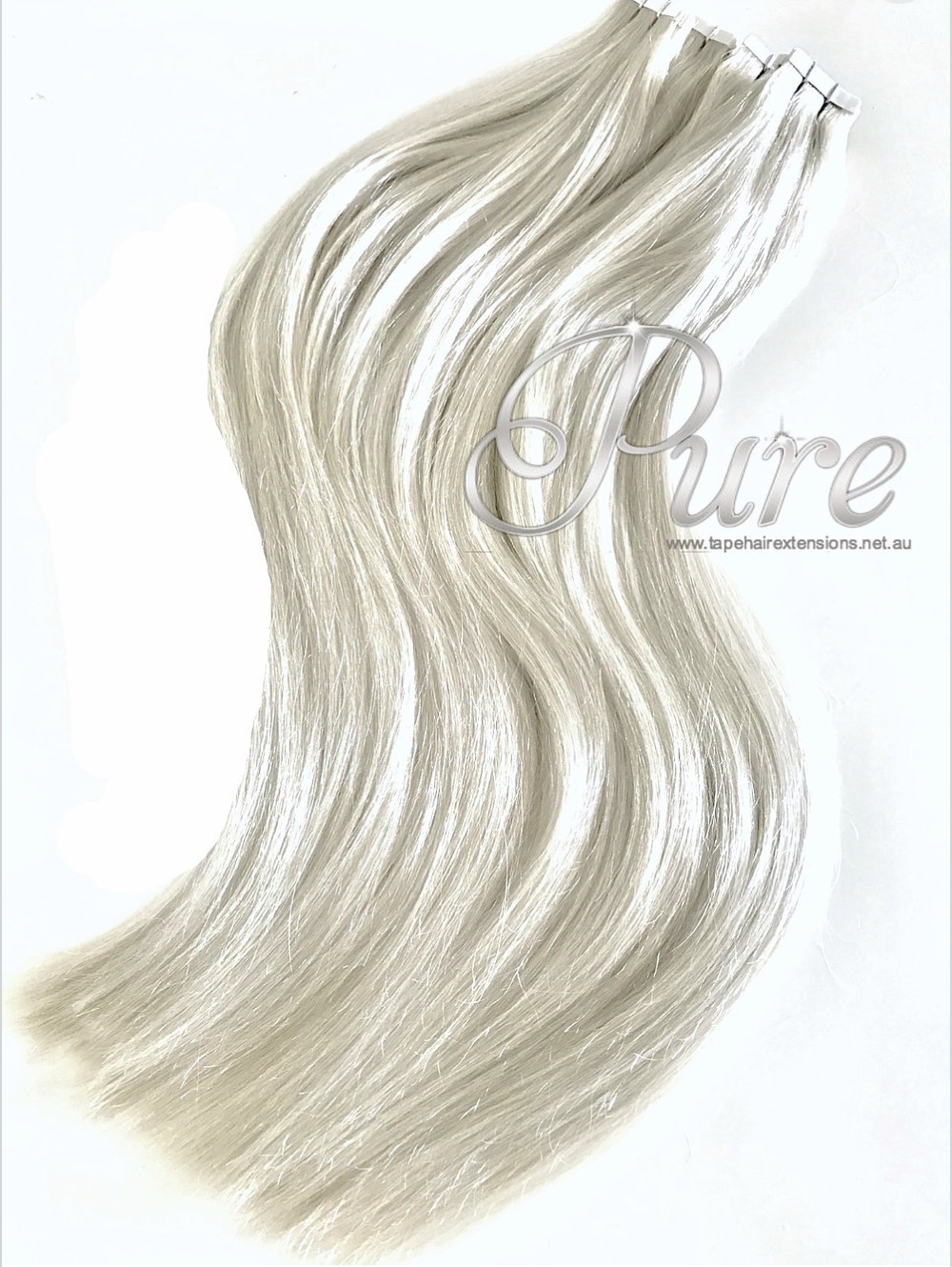 White Blonde Hair Extensions Zippay Buy Now Pay Later White Blonde