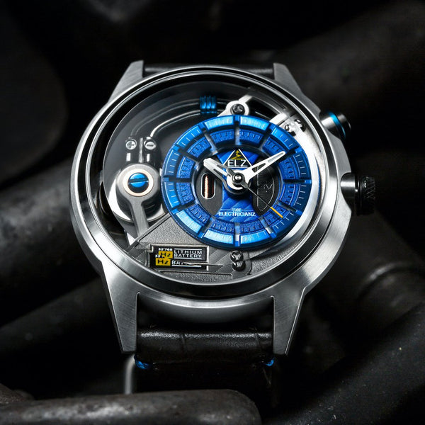 The Electricianz Watches Now on WatchGauge