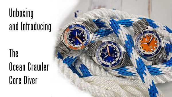 Ocean Crawler now on WatchGauge (with special introductory price!)