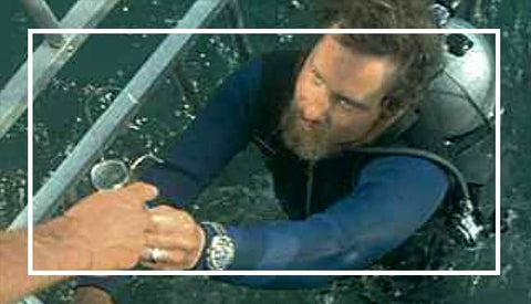 The Alsta Nautoscaph was immortalised in the 1975 classic movie<span></span><em>Jaws</em><span></span>when it was the timepiece of choice of oceanographer Matt Hooper played by Richard Dreyfuss.