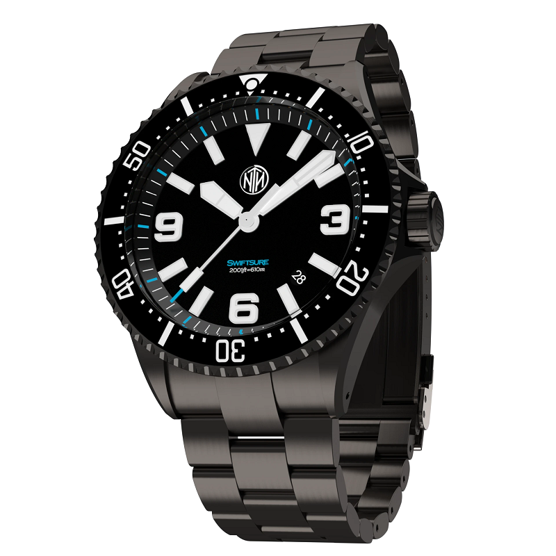 Swiftsure DLC Black with Date
