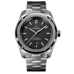 Essence ThirtyNine Automatic Chronometer Black