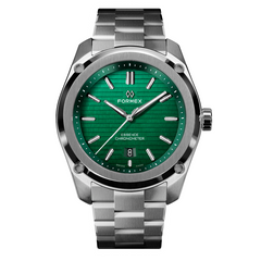 Essence ThirtyNine Automatic Chronometer Green