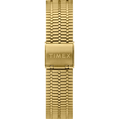 Q Timex Reissue 38mm Stainless Steel Bracelet Watch -Gold Tone (TW2U61400ZV)