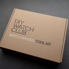 DIY Dive Watch Kit - PVD Black