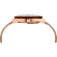 Q Timex Reissue 38mm Stainless Steel Bracelet Watch - Rose Gold Tone (TW2U61500ZV)