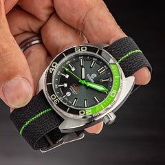 Ocean Crawler Core Diver - Green/Black V3