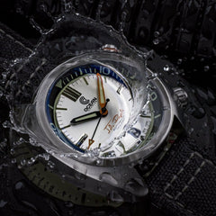 Ocean Crawler Great Lakes Diver - Silver