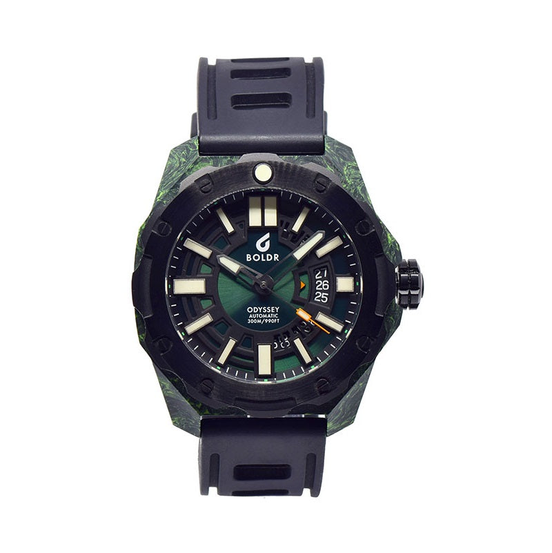 BOLDR - Odyssey Carbon Special Edition - Green